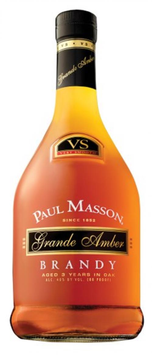 Paul Masson Grande Amber VS Brandy 1.75L