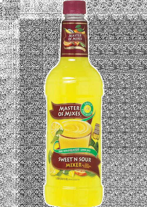 Master of Mixes Sweet & Sour Mix 1L