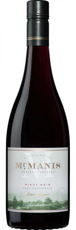 McManis Pinot Noir 750ml NV