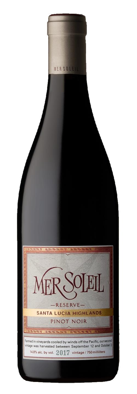 2018 Mer Soleil Santa Lucia Reserve Pinot Noir 750ml