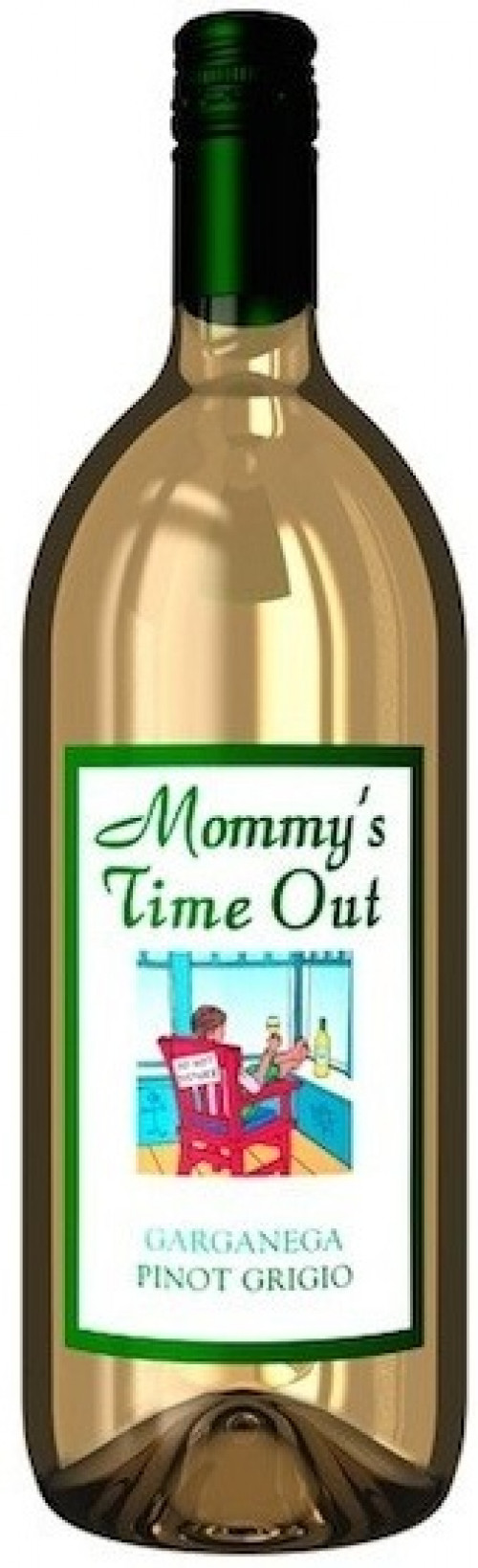 Mommy's Time Out White 1.5L NV