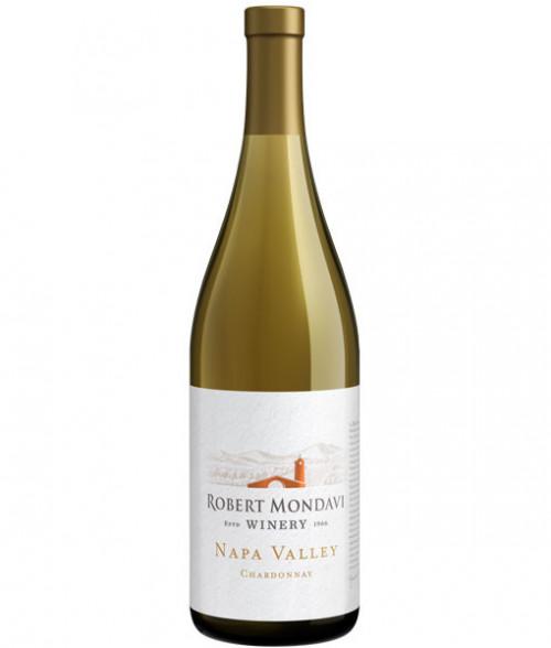 2018 Robert Mondavi Napa Chardonnay 750ml