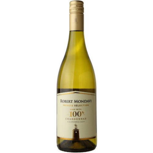 Robert Mondavi Private Selection 100% Chardonnay 750 NV