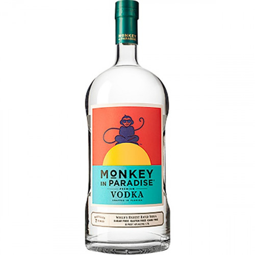 Monkey In Paradise Vodka 1.75L