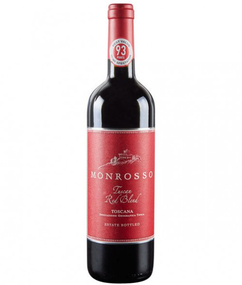 2017 Monrosso Tuscan Red 750ml