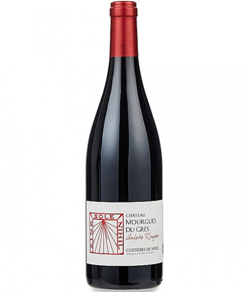 2017 Chateau Mourgues Du Gres Red 750M