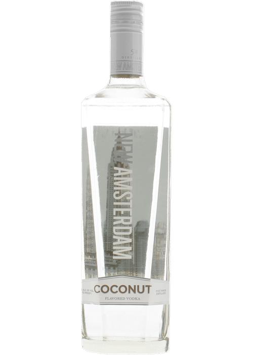 New Amsterdam Coconut Vodka 1.75L