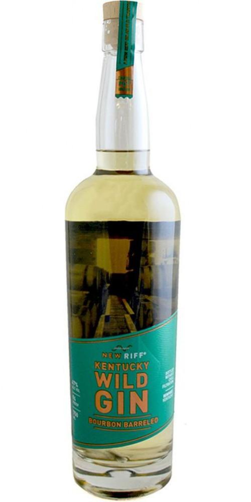 New Riff Bourbon Barrel Aged Kentucky Wild Gin 750ml