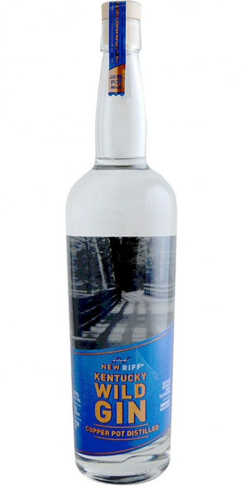 New Riff  Kentucky Wild Gin 750ml