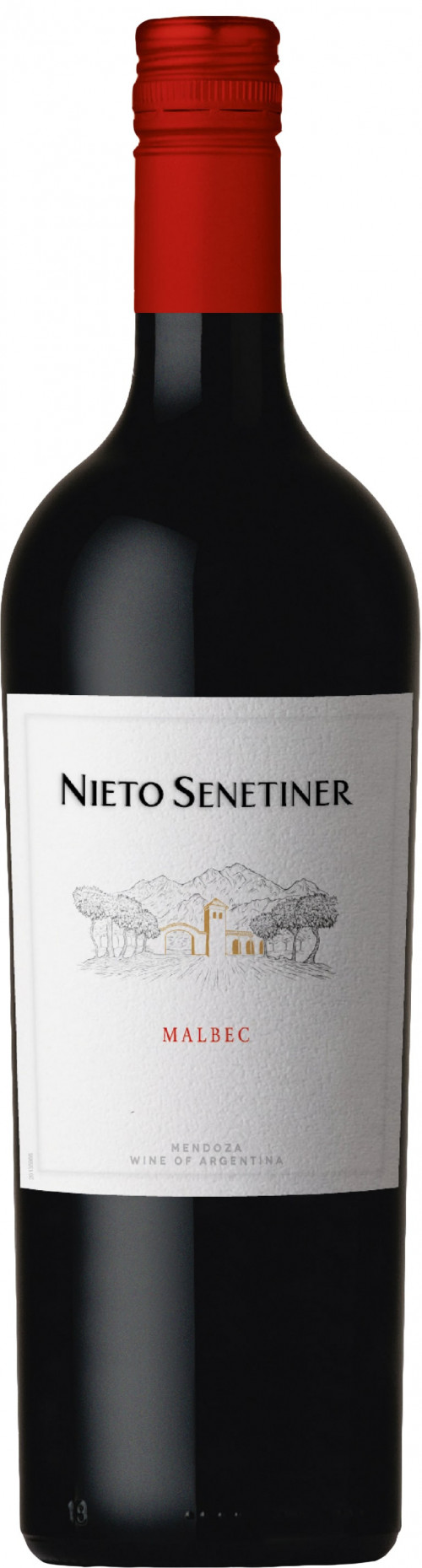 2019 Nieto Senetiner Malbec 750ml