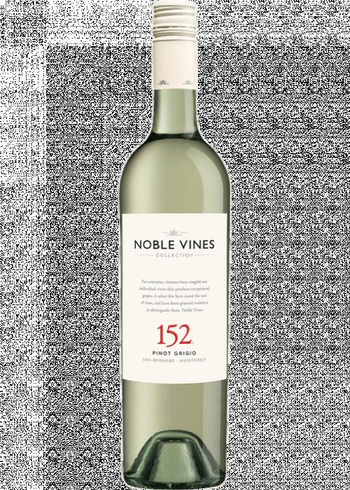Noble Vines 152 Pinot Grigio 750ml NV