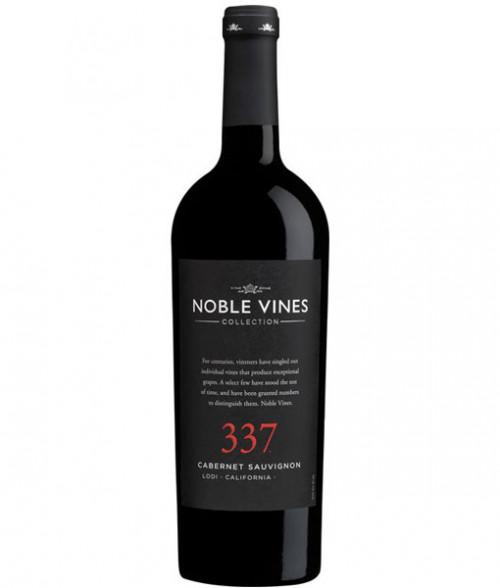 Noble Vines 337 Lodi Cabernet Sauvignon 750ml NV