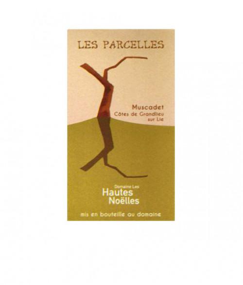 2019 Domaine Les Hautes Noelles Les Parcelles Muscadet Cotes de Grandlieu Sur Lie 750ml
