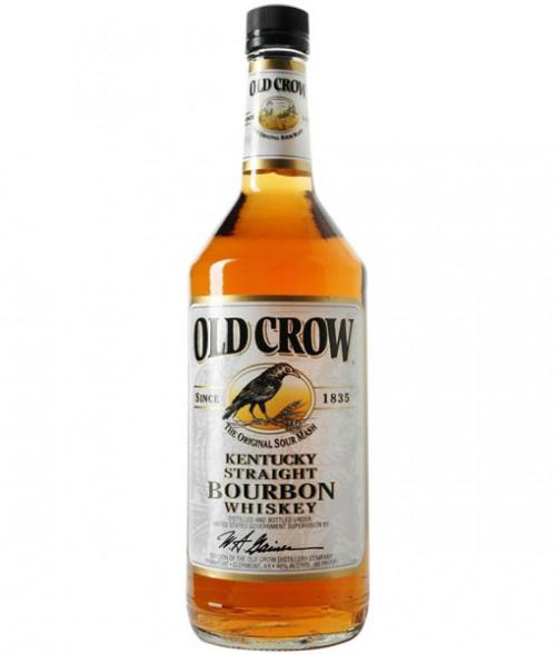 Old Crow Bourbon 1L