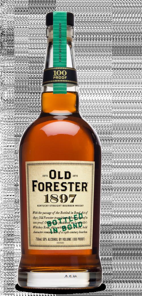 Old Forester 1897 Kentucky Straight Bourbon 750ml