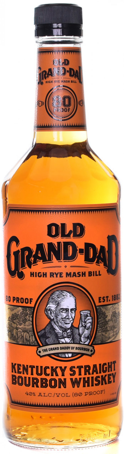 Old Grand-Dad 80 Proof 1.75L