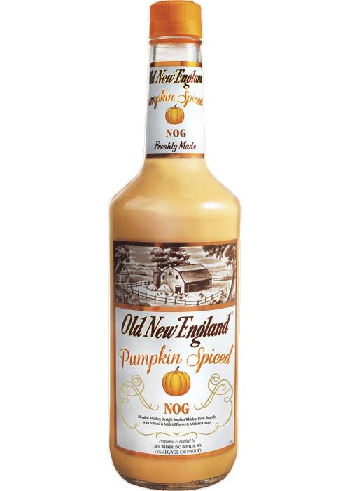 Old New England Pumpkin Spice Egg Nog 750ml