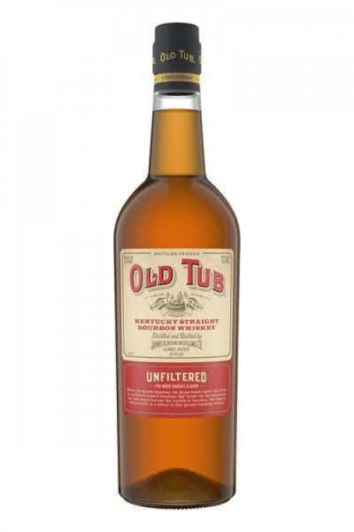Old Tub Unfiltered Bourbon 750ml