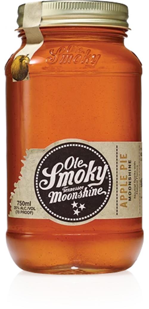 Ole Smoky Apple Pie Moonshine 750ml