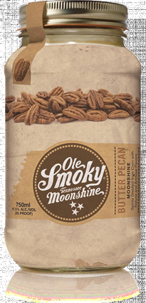 Ole Smoky Butter Pecan Moonshine 750ml