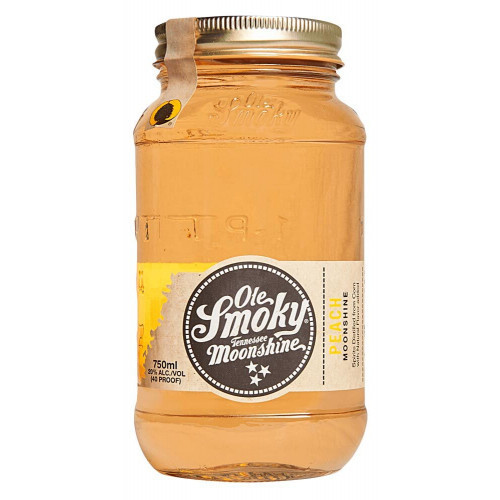 Ole Smoky Tennessee Peach Moonshine 750ml