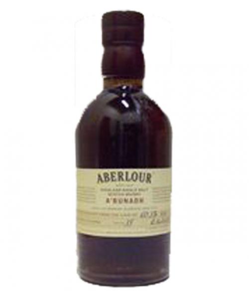 Aberlour A'bunadh Cask Single Malt Scotch 750ml