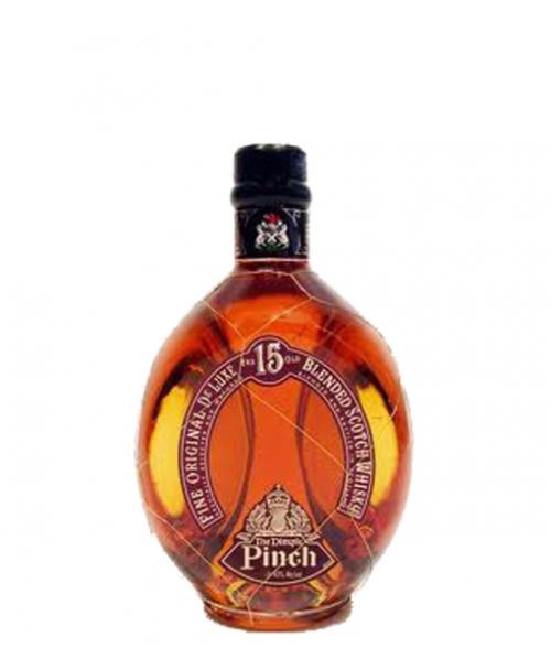Dimple Pinch 15Yr Blended Scotch 750ml