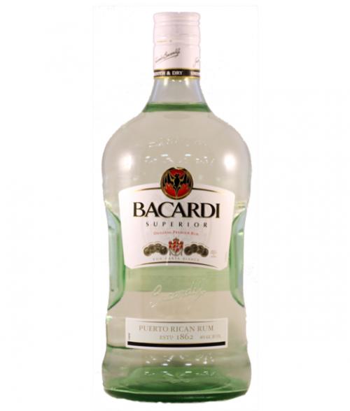 Bacardi Superior Rum 1.75L