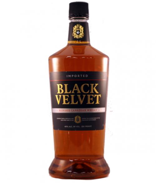 Black Velvet Canadian Whisky 1.75L