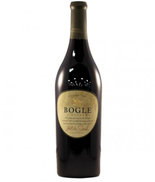 2018 Bogle Petite Sirah 750ml