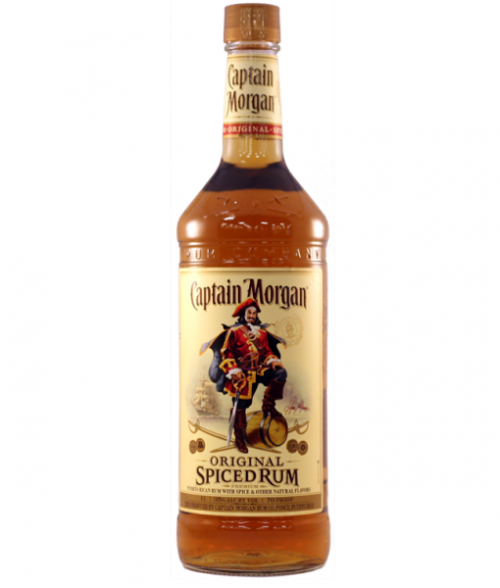 Captain Morgan Spiced Rum 1L