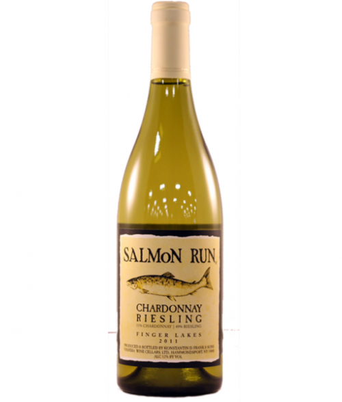 2018 Salmon Run Chardonnay/Riesling 750ml