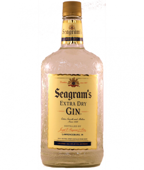 Seagram's Gin 1.75L