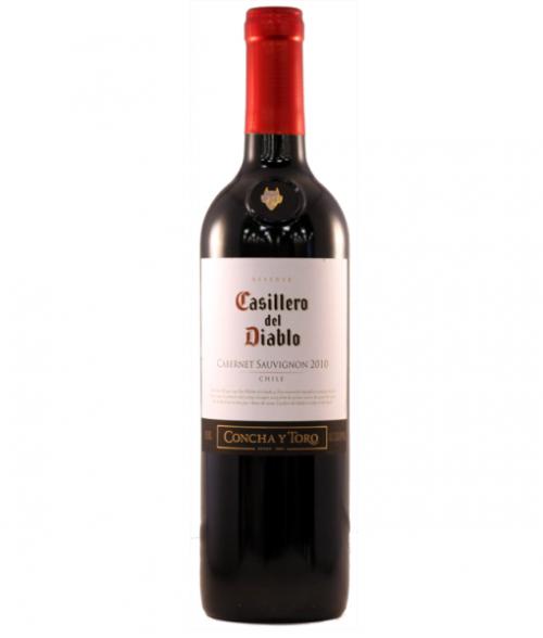Concha Y Toro Casillero Del Diablo Cabernet Sauvignon 750ml NV