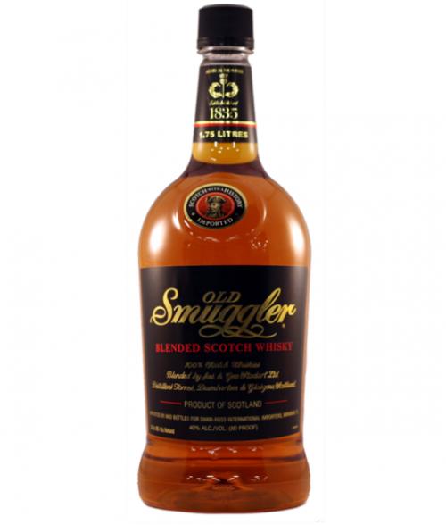 Old Smuggler Blended Scotch 1.75L