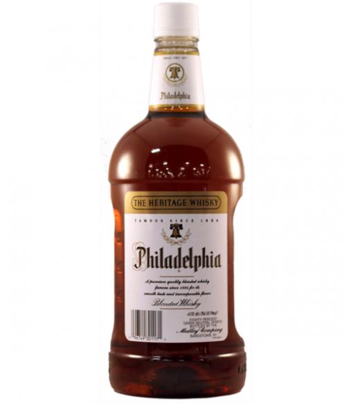 Philadelphia Blended Whisky 1.75L