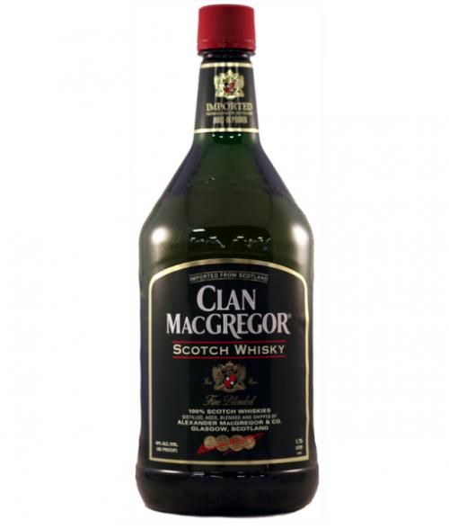 Clan MacGregor Blended Scotch 1.75L