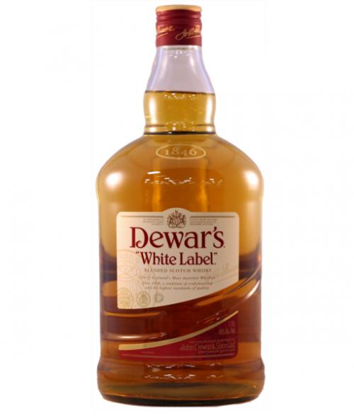 Dewar's White Label Blended Scotch 1.75L