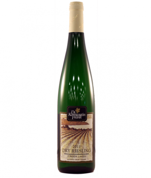 2020 Dr Frank Dry Riesling 750ml