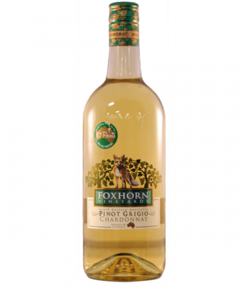 Foxhorn Pinot Grigio/Chardonnay 1.5L NV