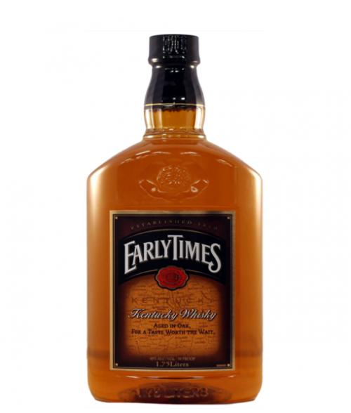 Early Times Bourbon 1.75L