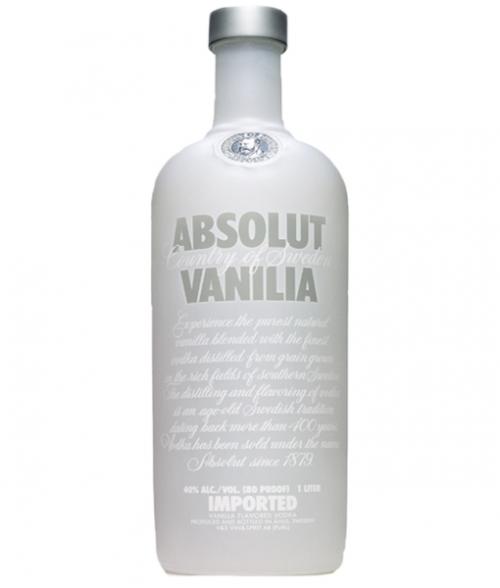 Absolut Vanilla Vodka 1L