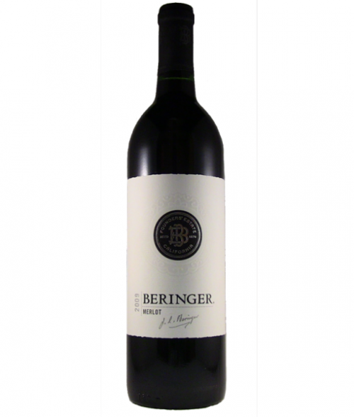 Beringer Founders Estate Merlot 750ml NV