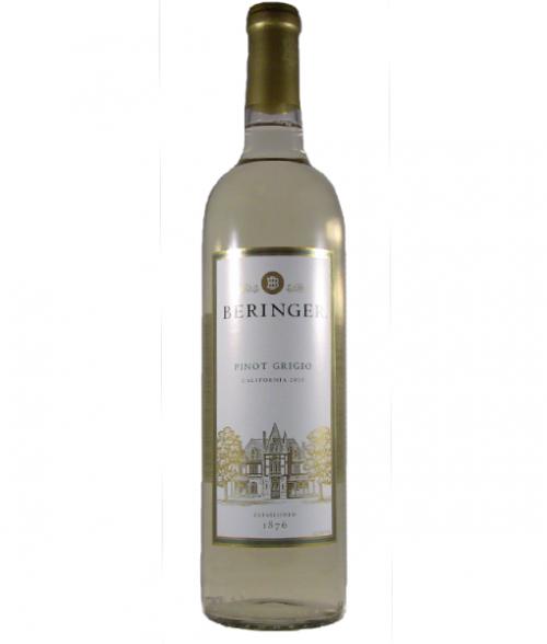 Beringer Main & Vine Pinot Grigio 750ml NV