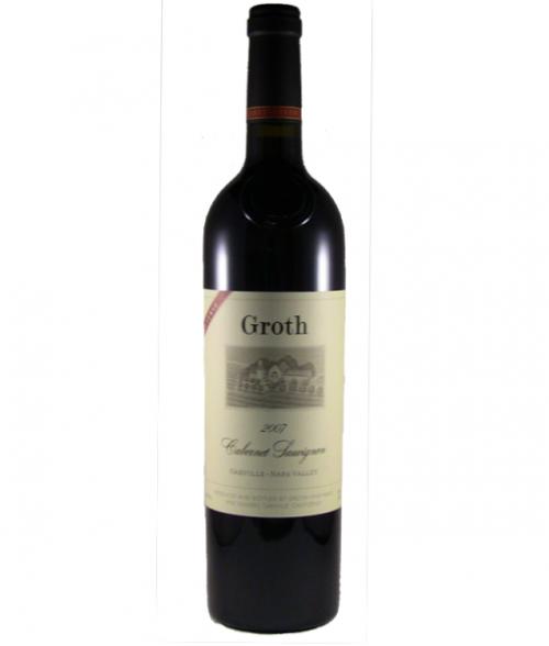 2017 Groth Reserve Cabernet  Sauvignon 750ml