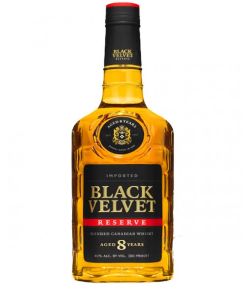 Black Velvet Reserve Canadian Whisky 1.75L