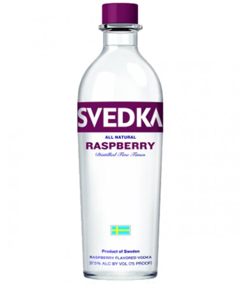 Svedka Raspberry Vodka 1L