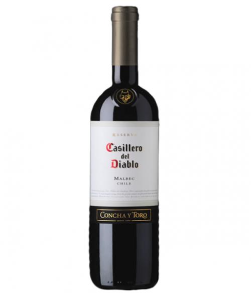Concha Y Toro Casillero Del Diablo Malbec 750ml NV