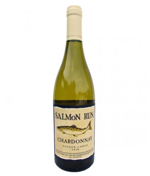 2018 Salmon Run Chardonnay 750ml