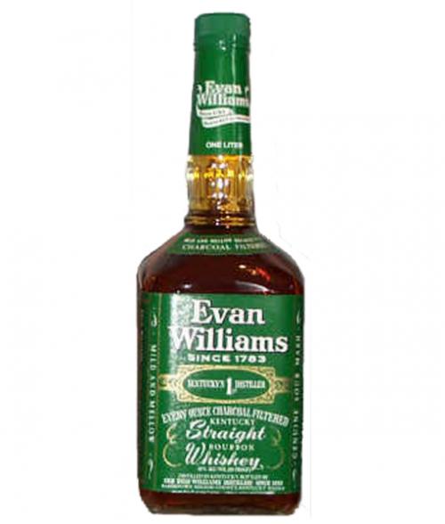 Evan Williams Green Label Bourbon 1.75L